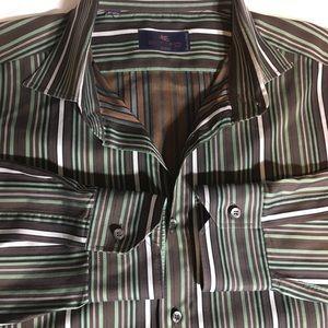 ETRO Milano cotton dress SHIRT **size-16 34/35**
